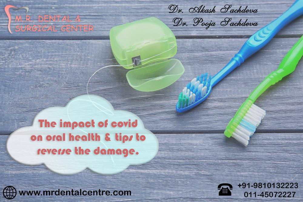 impact of covid on oral health